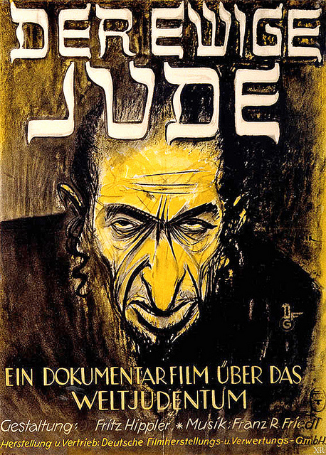 The Eternal Jew by James Vaughan